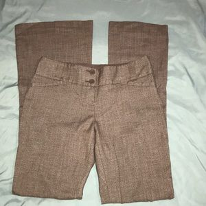 Limited Brown Pants
